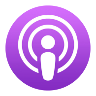 podcast app logo circle